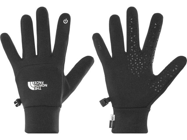 The North Face Etip Handsker, tnf black